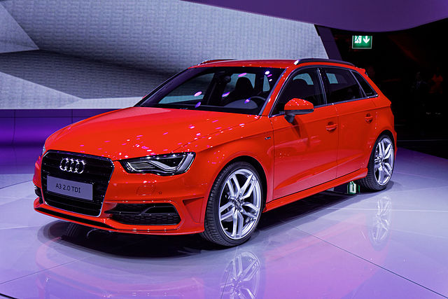 Audi A3 Hatchback India launch in 2015