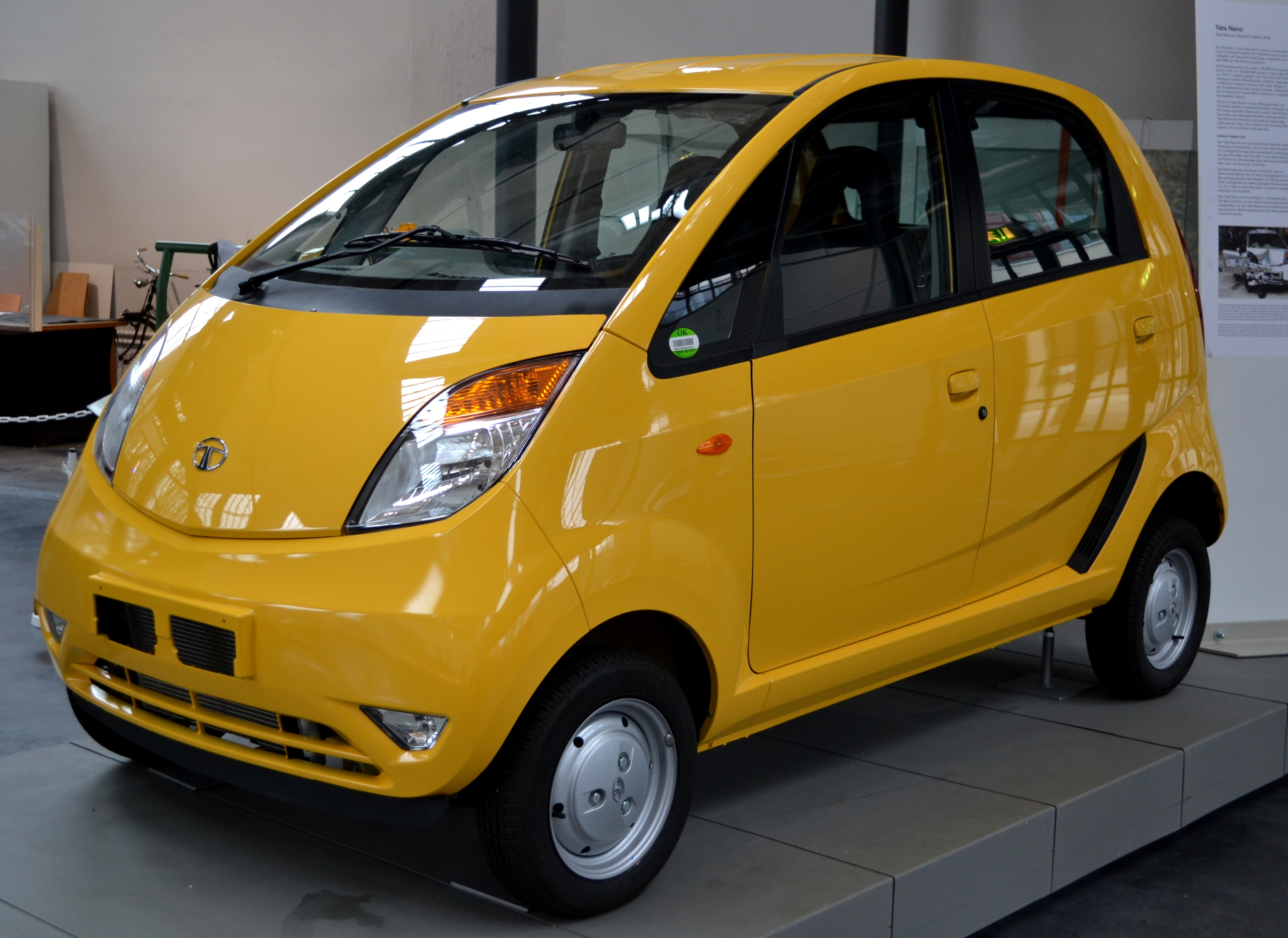 Tata Nano Taxi to Trigger Price War