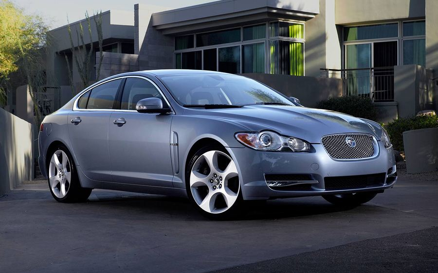 Jaguar XF Executive Edition Launched at Rs. 45.12 Lakh