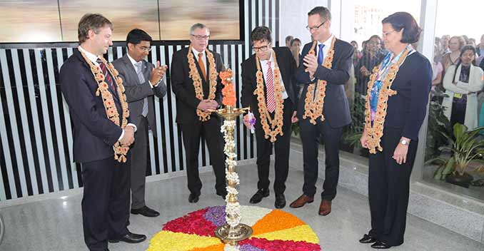 Second Mercedes-Benz Research and Development center Inaugurated in Bangalore