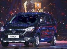 Renault Lodgy Specs and Features