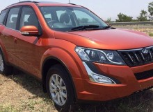 Mahindra New Age XUV500 facelift launched