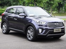 Hyundai Creta (ix 25) India launch on July 21