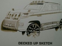 Mahindra TUV 300 to Launch in September 2015