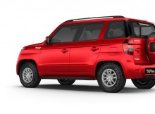 Mahindra TUV300 Launched in India at Rs. 6.9 L