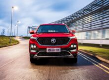 MG Hector is India's first internet car with MG-iSmart technology