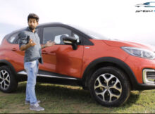 Renault Captur Review (Video)