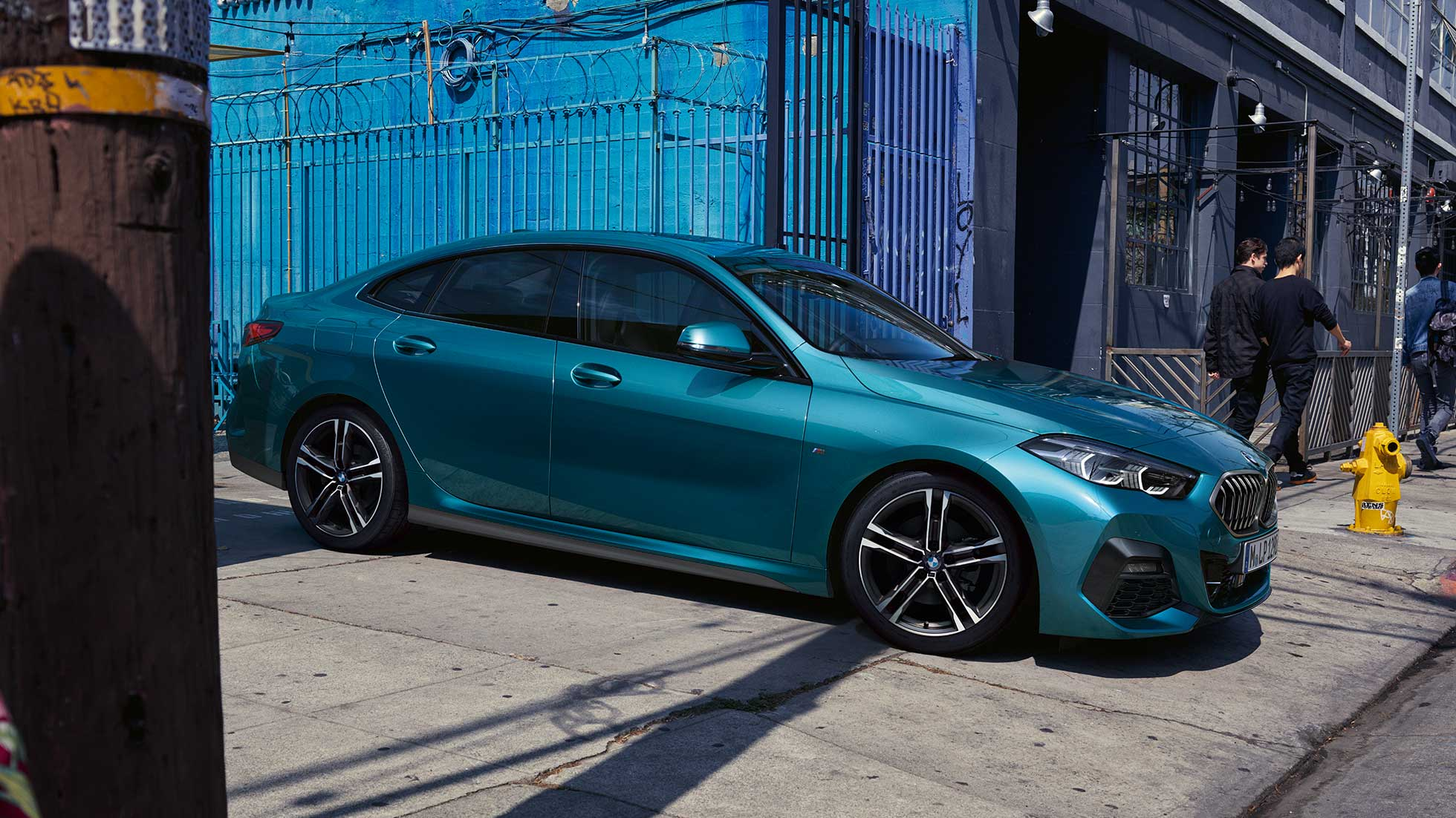 BMW 2 Series Gran Coupé Bookings Open