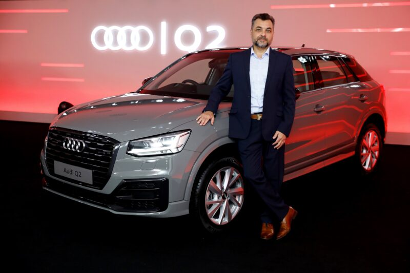 Audi Q2 SUV Launched in India