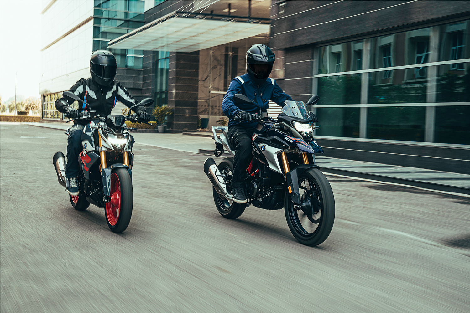 2020 BMW G 310 R and BMW G 310 GS launched