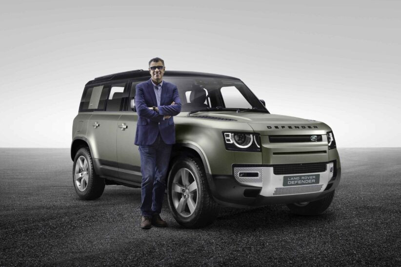 Land Rover Defender launched at INR 73.98 Lakh
