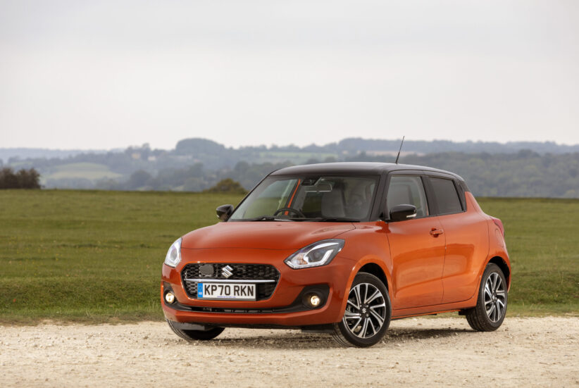 2021 Swift facelift launched in UK