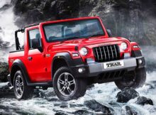 Mahindra Thar 2020 launched in India at ₹9.80 lakh