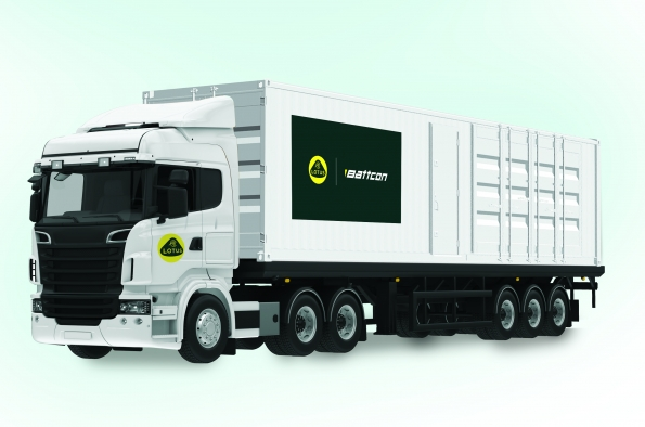 Lotus Engineering Battery Test Facility Launched