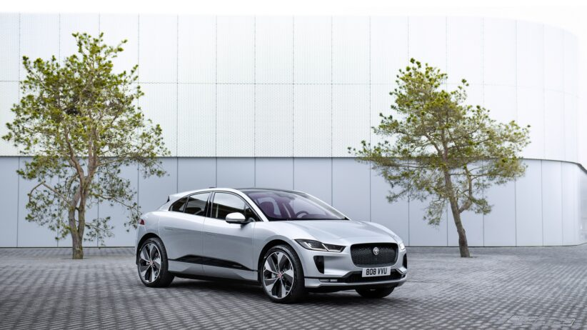 Jaguar I-PACE electric SUV bookings open
