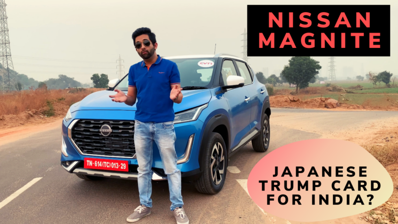 Nissan Magnite Review
