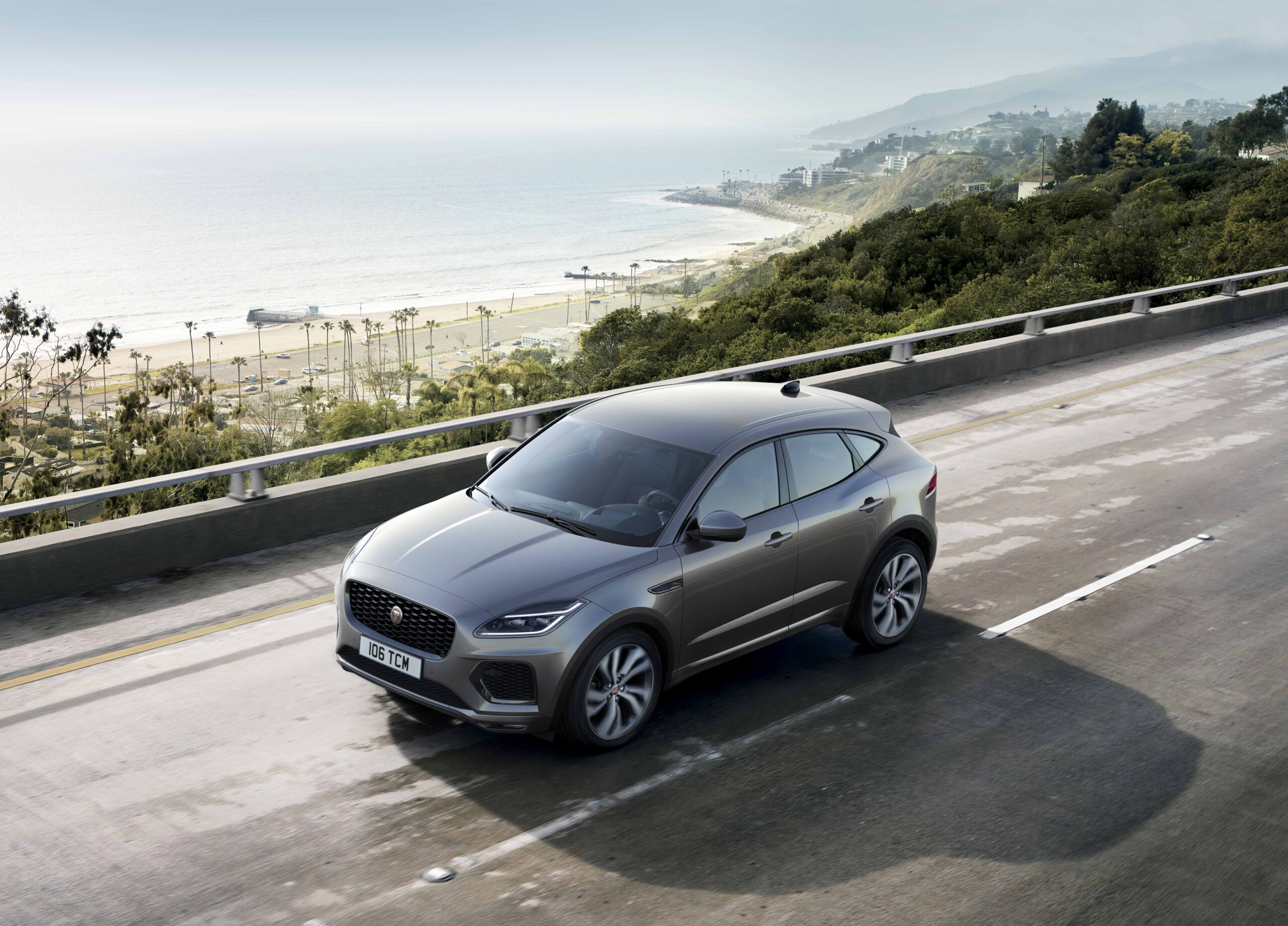 2021 Jaguar E-Pace Launched in UK