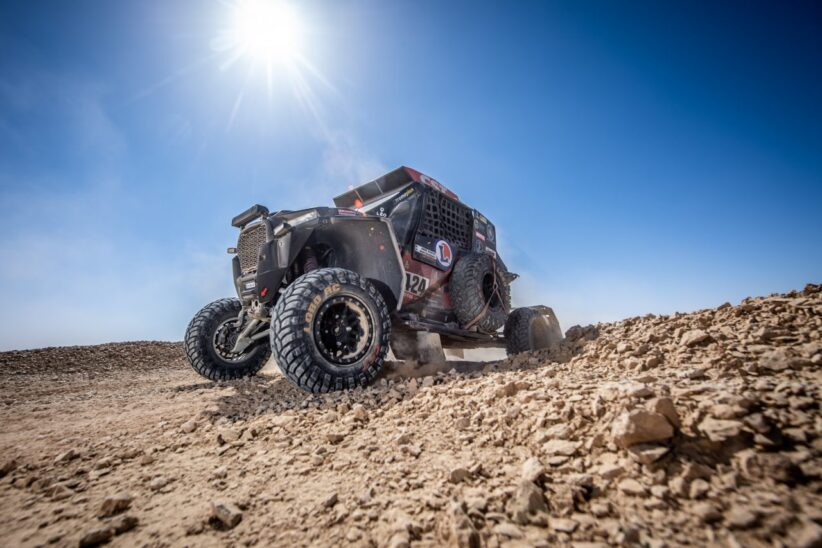10 years of Polaris RZR and Xtreme+ at the Dakar Rally