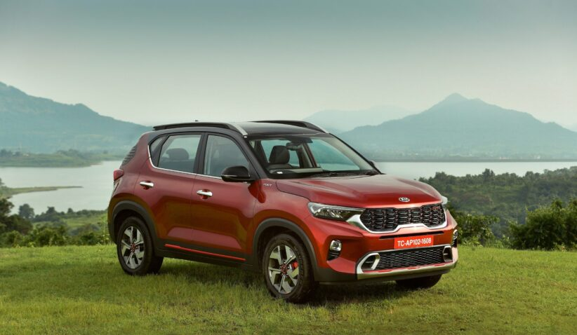 Kia Sonet Compact SUV dominates in November