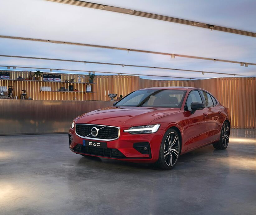 2021 Volvo S60 India launch soon