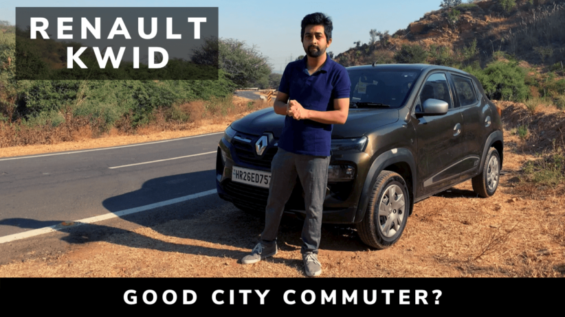Renault Kwid Facelift Review – perfect city commuter?