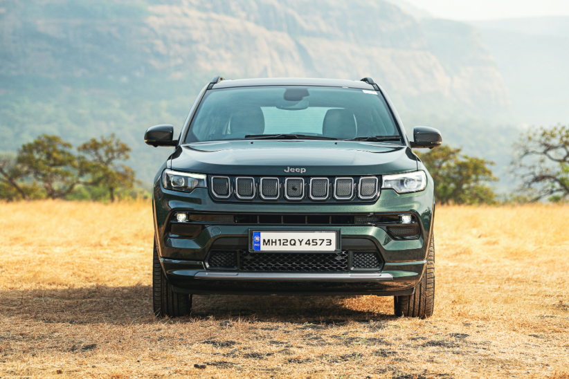 2021 Jeep Compass Unveiled In India