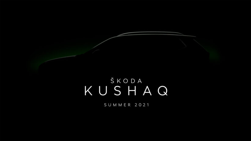 Skoda Kushaq is the name of Vision IN SUV