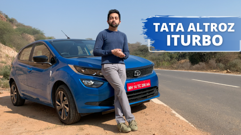 Tata Altroz iTurbo Review – A New Fast Hatchback?