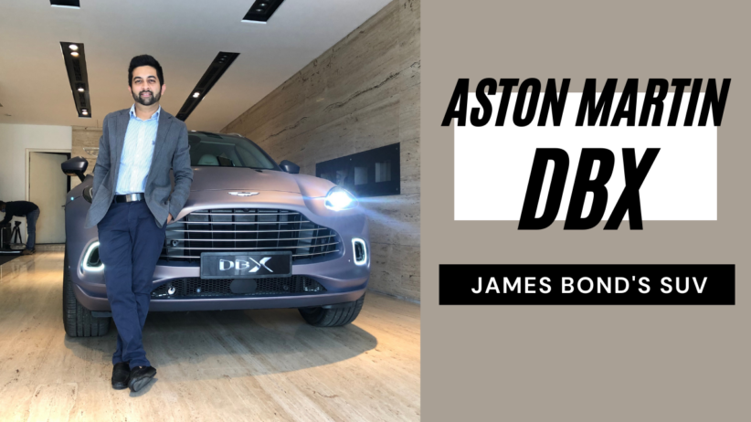 Aston Martin DBX – First Impression – Video
