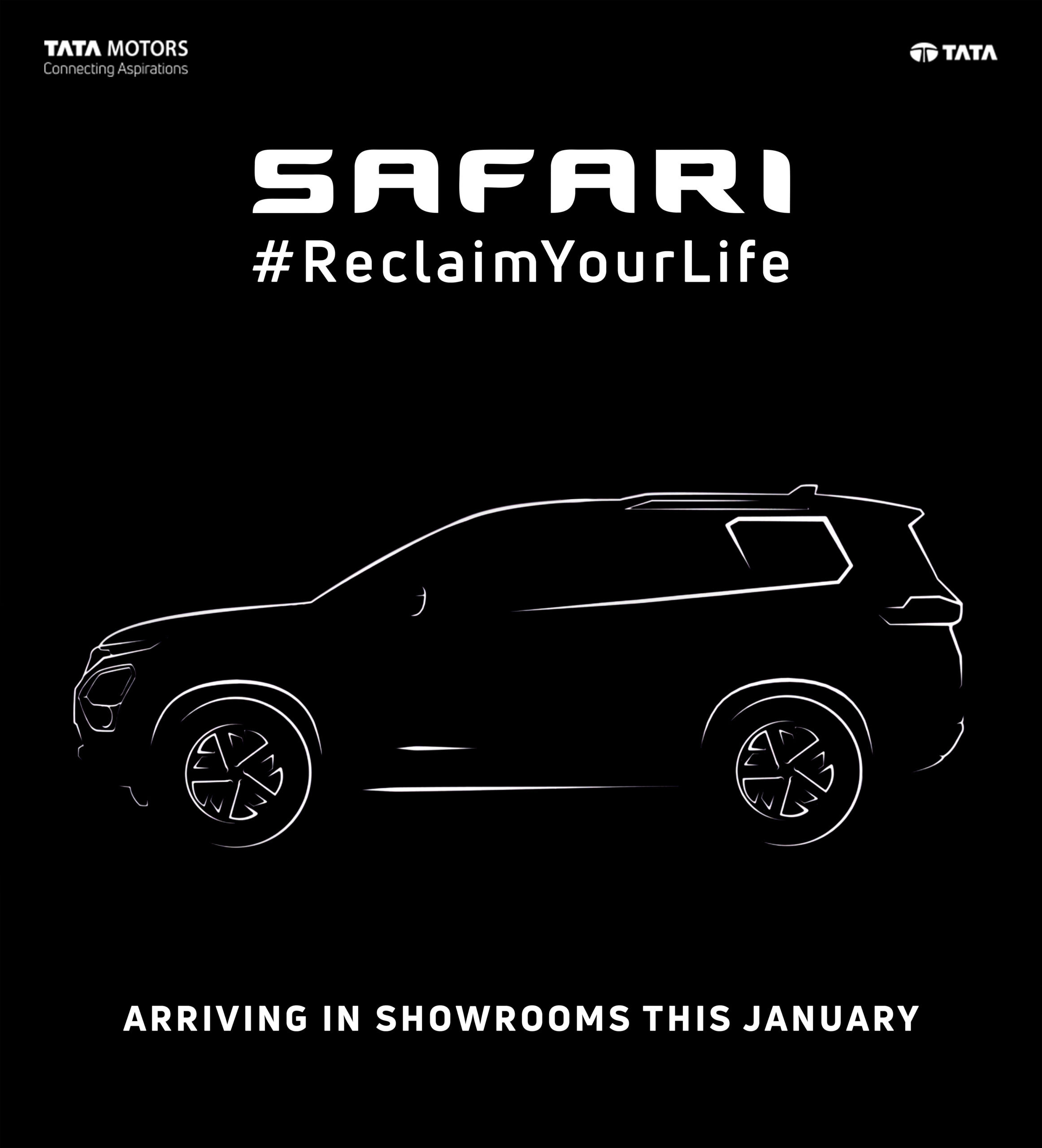 Tata Safari to relaunch in January