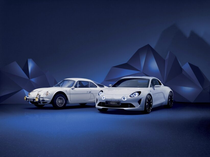 ALPINE BRAND – HISTORY – THEN AND NOW