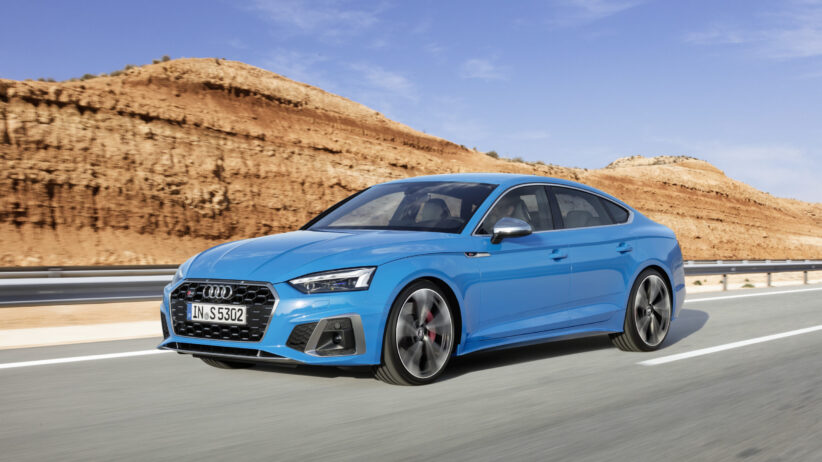 Audi S5 Sportback Launched in India
