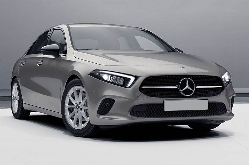 Mercedes-Benz A-Class Limousine launched at INR 39.90 lakh