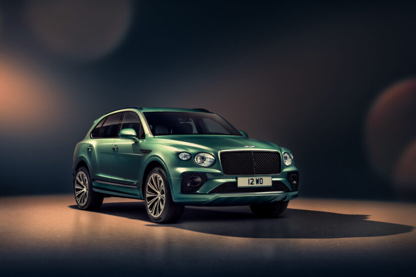 2021 Bentley Bentayga launched in India